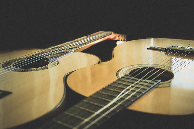 guitar-bowed-stringed-instrument-instrument-music-acoustic picture material