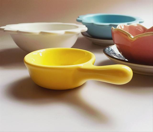 tableware-pottery-spoon-no-person-bowl 图片素材