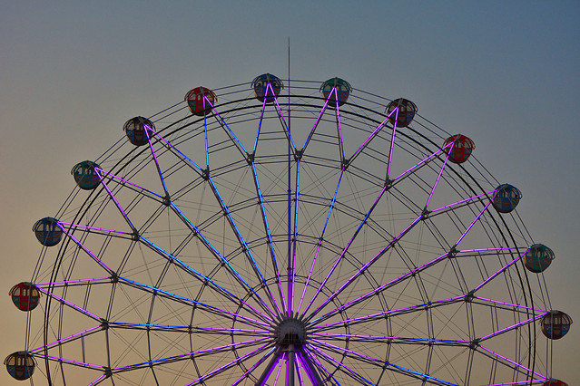 entertainment-chemistry-carousel-carnival-atom picture material