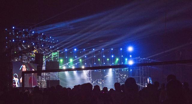 bridge-city-music-concert-light picture material