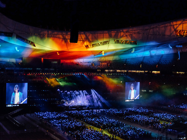 light-concert-performance-motion-music picture material