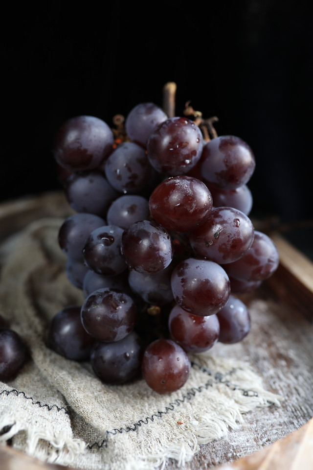 fruit-grape-food-still-life-color picture material