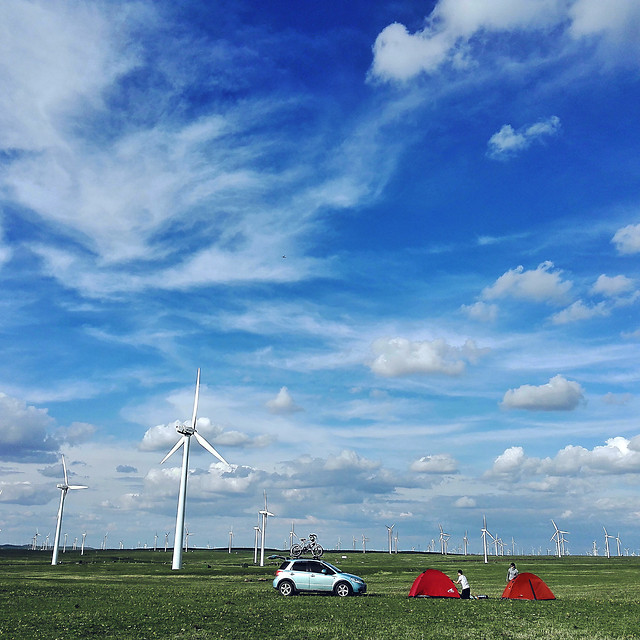 wind-windmill-sky-energy-electricity picture material