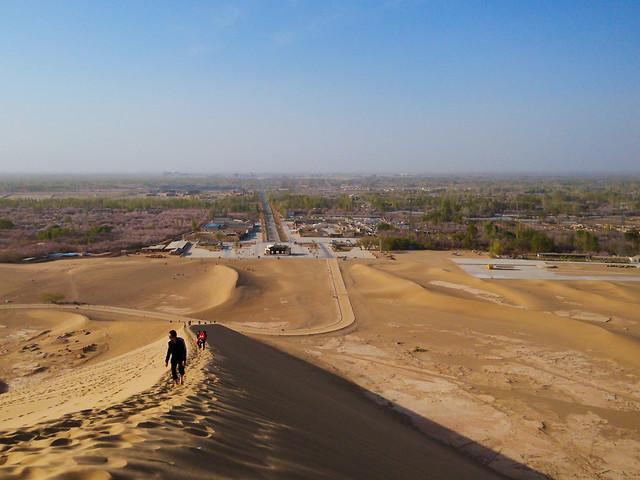 sand-desert-landscape-travel-beach picture material
