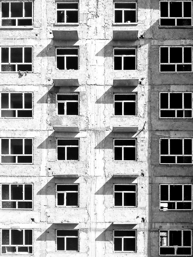 building-no-person-architecture-window-square picture material