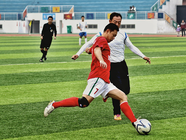 soccer-competition-football-stadium-ball picture material
