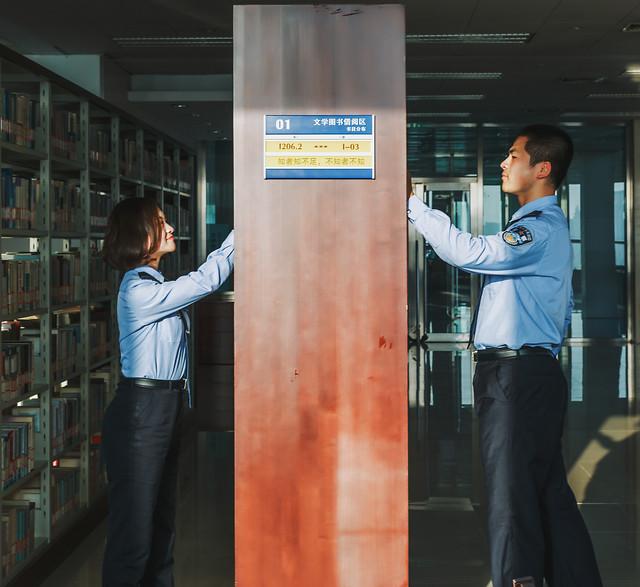 business-people-indoors-interaction-door picture material