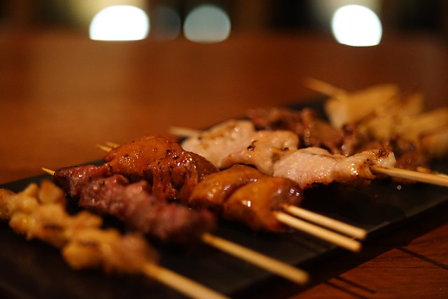 food-meat-no-person-yakitori-flame 图片素材