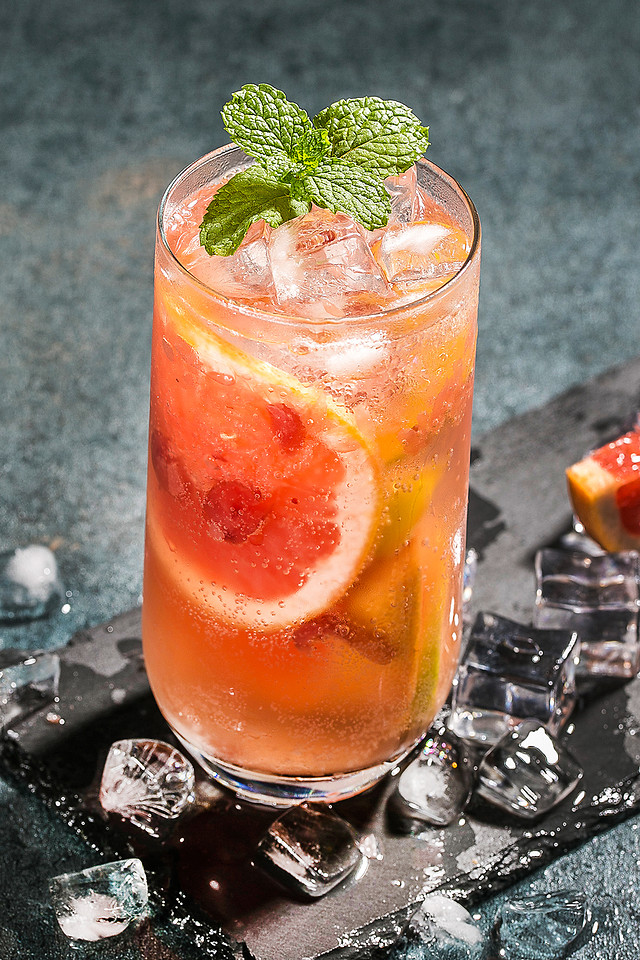 glass-icee-drink-cold-cocktail 图片素材