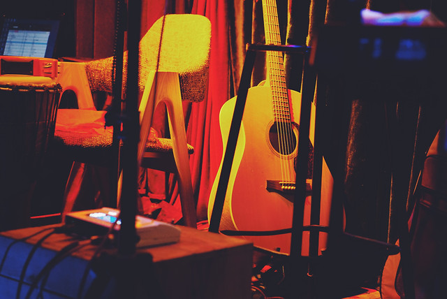 no-person-music-guitar-string-instrument-indoors 图片素材
