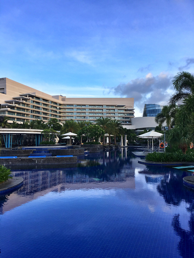 no-person-water-hotel-travel-architecture picture material