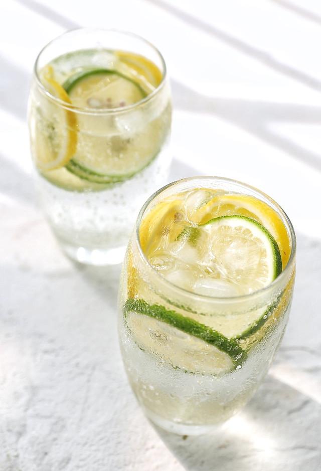cold-icee-drink-cocktail-lemon 图片素材