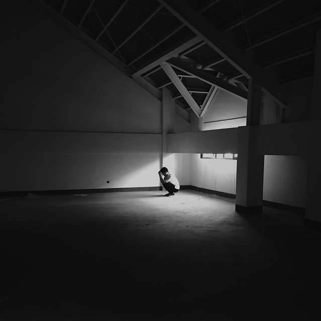 people-light-shadow-black-monochrome picture material