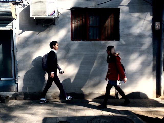 people-street-man-woman-adult 图片素材