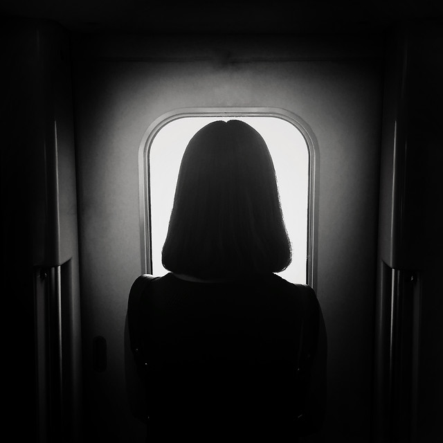 silhouette-shadow-monochrome-dark-people picture material