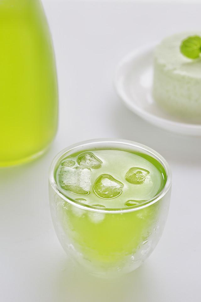 no-person-glass-health-cream-fruit 图片素材