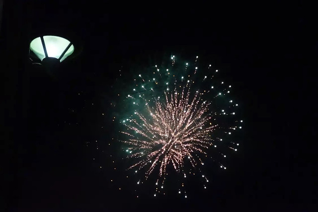 fireworks-no-person-festival-christmas-celebration picture material