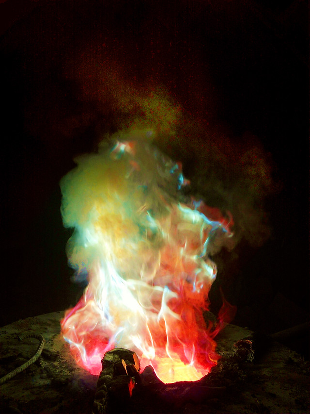 flame-smoke-surreal-hot-energy picture material