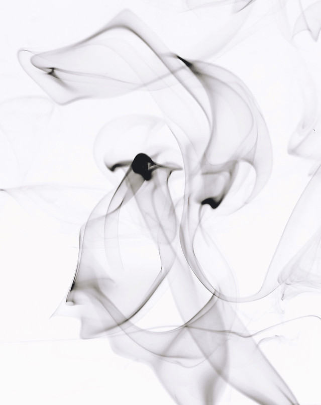 curve-abstract-mist-incense-perfume picture material