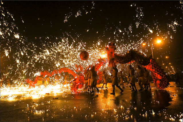 festival-celebration-nature-flame-action picture material