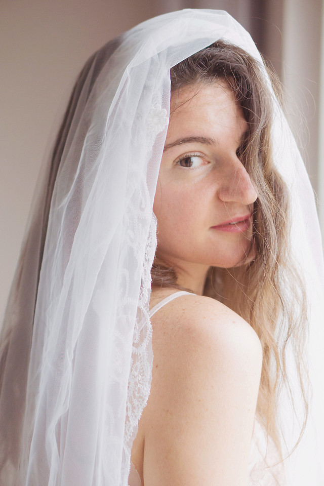 wedding-bride-veil-woman-fashion picture material