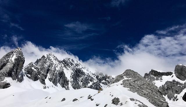 snow-winter-mountain-cold-ice 图片素材