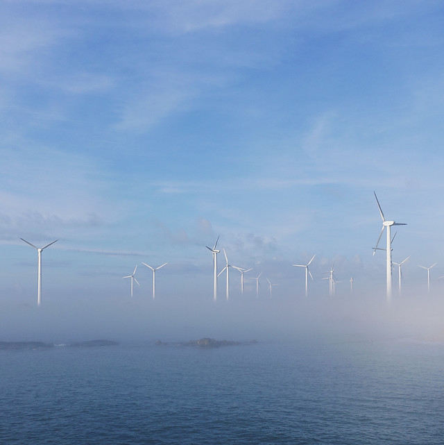 electricity-wind-turbine-power-energy picture material