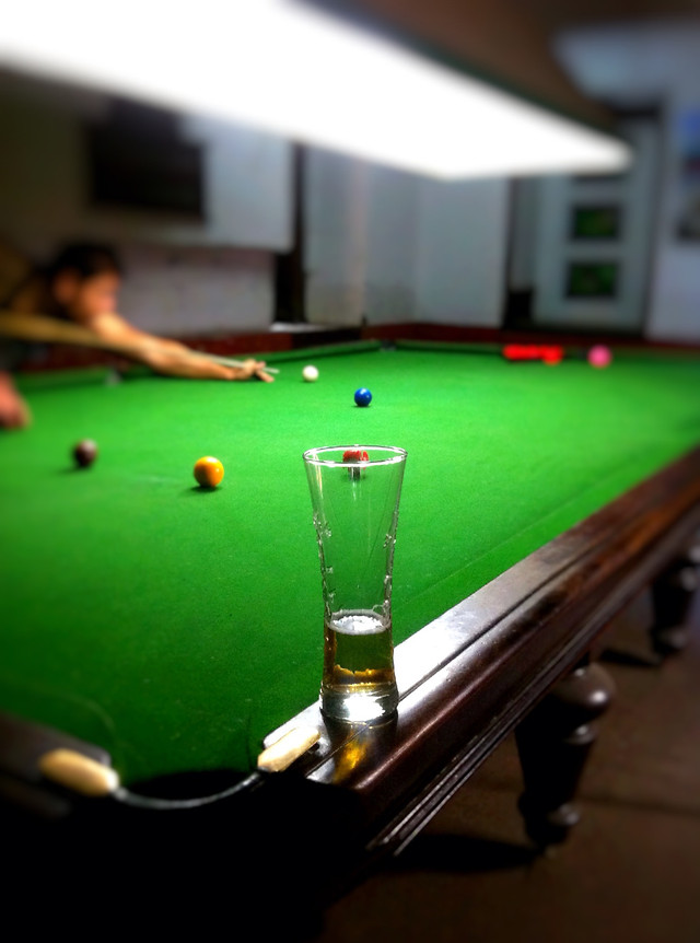 snooker-dug-out-pool-cue-club-competition picture material