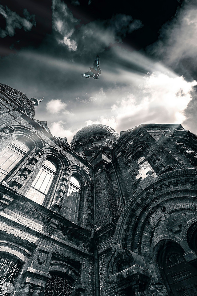 architecture-city-sky-travel-building picture material