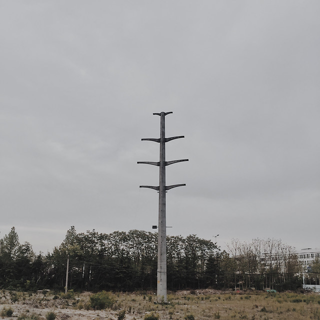 sky-electricity-no-person-power-wire picture material