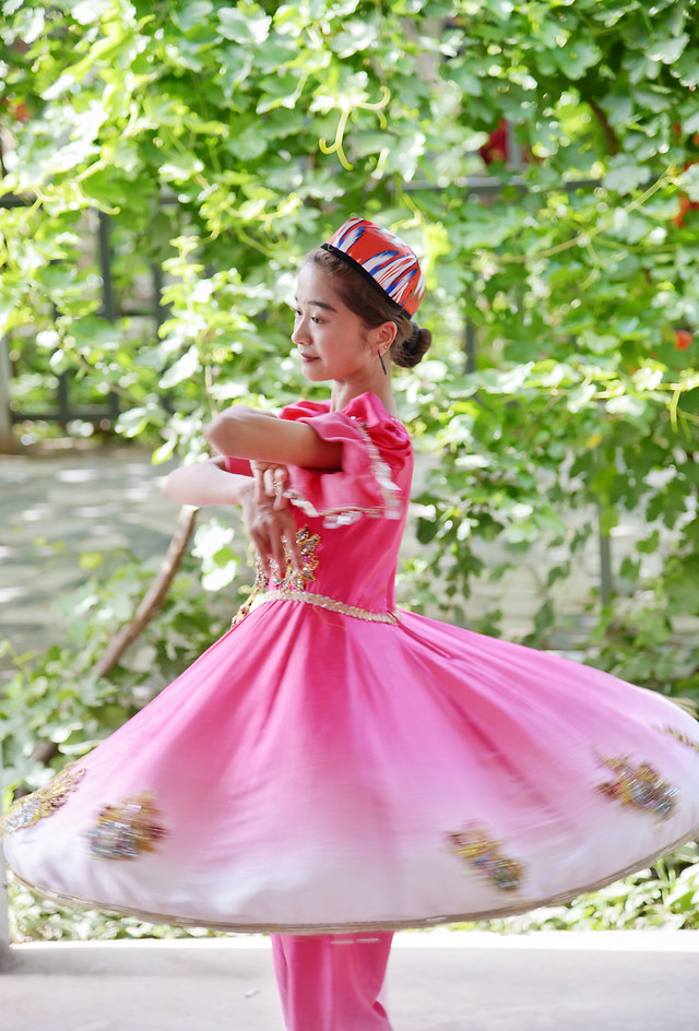 nature-summer-outdoors-pink-child picture material