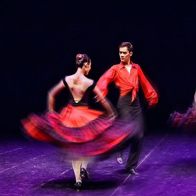 ballet-dancer-ballerina-performance-dancing picture material