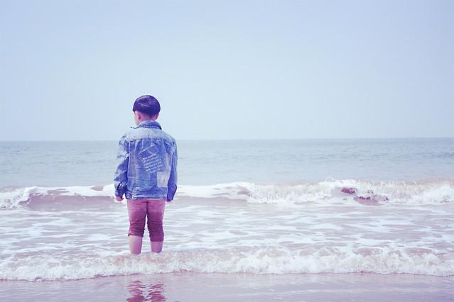 sea-water-beach-ocean-seashore picture material
