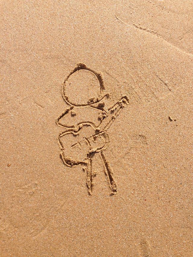 sand-beach-sandy-seashore-no-person picture material