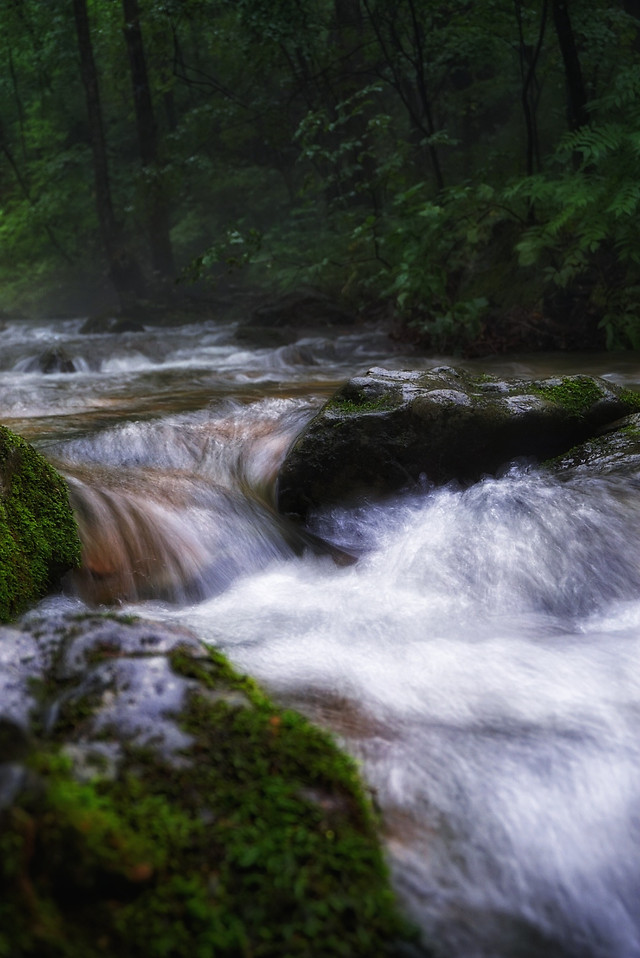 waterfall-water-river-cascade-stream picture material