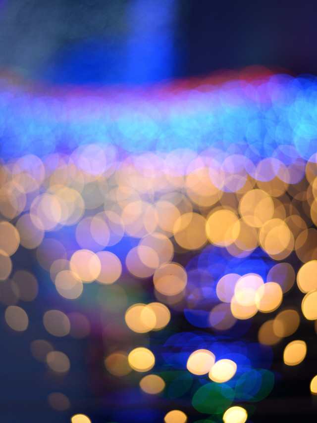 blur-abstract-bright-christmas-color 图片素材