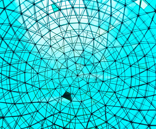 futuristic-geometric-abstract-pattern-modern picture material