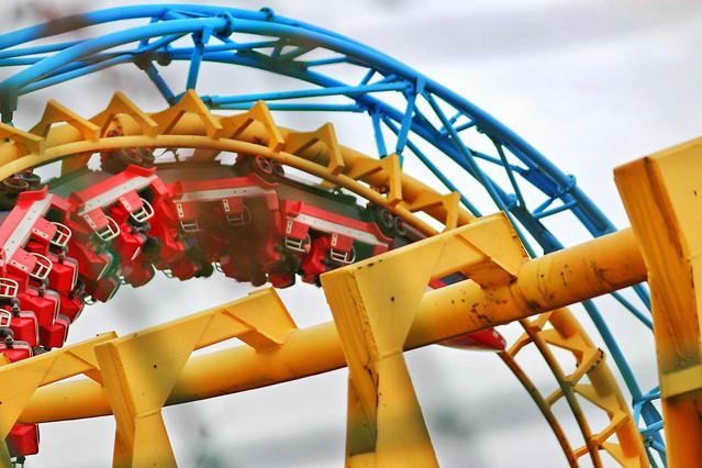 no-person-amusement-park-amusement-ride-entertainment-roller-coaster picture material