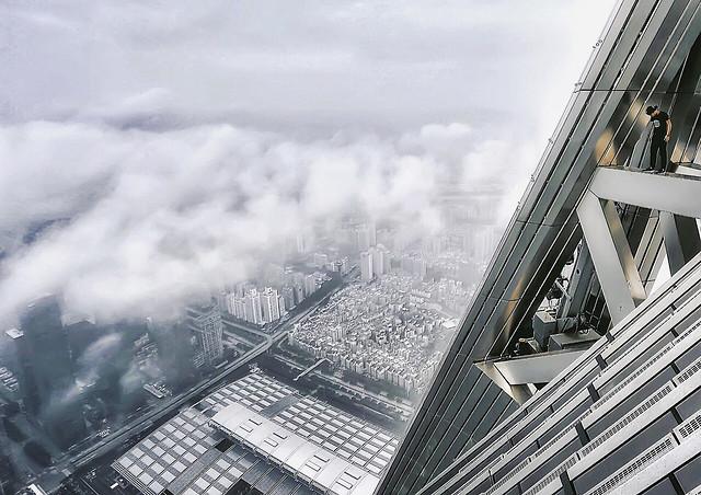 no-person-architecture-metropolitan-area-skyscraper-sky picture material
