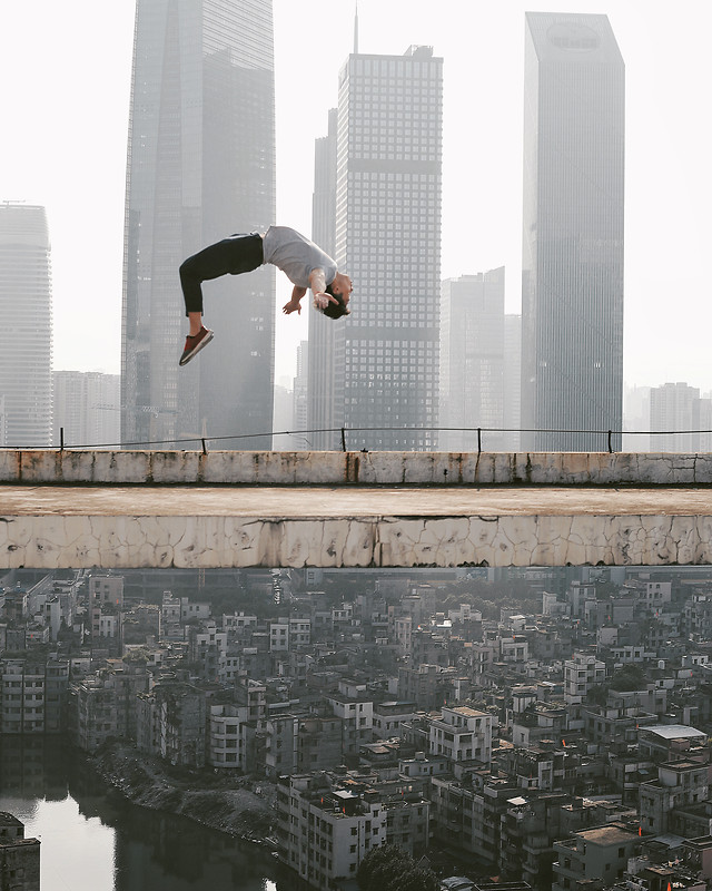 balance-outdoors-danger-action-business picture material