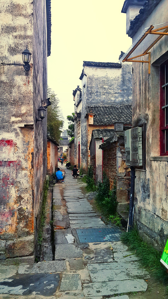 architecture-house-old-street-town 图片素材
