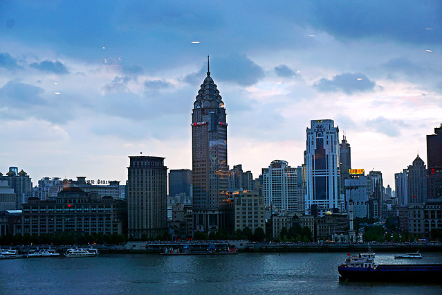 city-architecture-skyline-skyscraper-downtown picture material