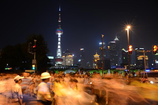 festival-metropolitan-area-city-people-cityscape picture material