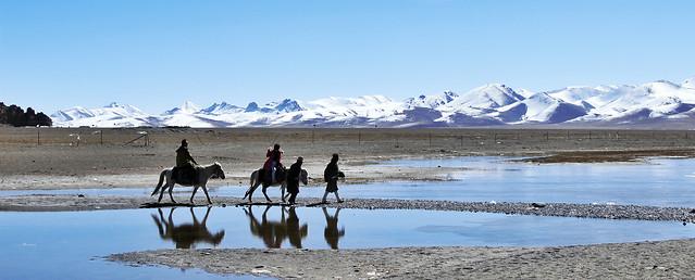 snow-mountain-travel-water-landscape 图片素材