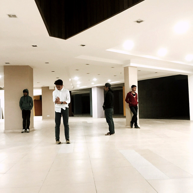 indoors-business-museum-exhibition-hallway picture material