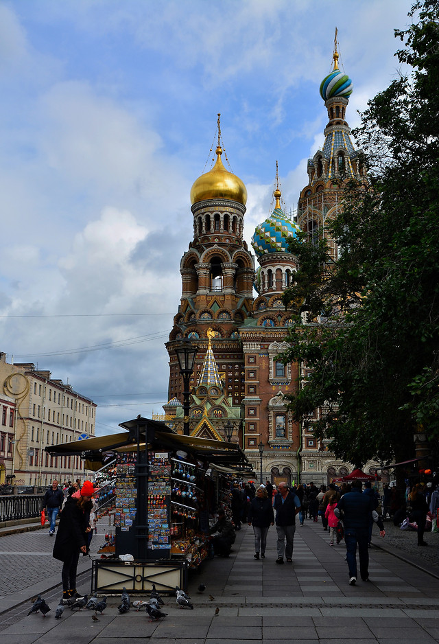 architecture-city-church-travel-building picture material