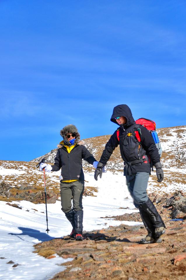 snow-winter-people-man-mountainous-landforms picture material
