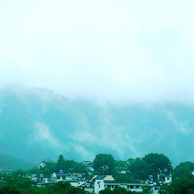 nature-fog-travel-sky-landscape picture material
