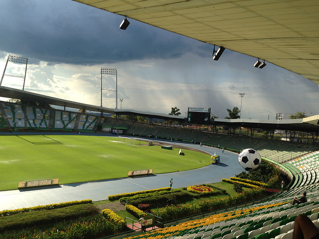 competition-soccer-football-sport-venue-stadium picture material