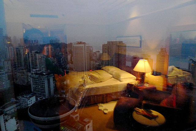 light-city-travel-hotel-house picture material